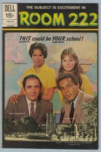 Room 222 4 Jan 1971 VF+ (8.5)