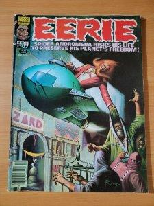 Eerie Magazine #107 ~ VERY GOOD VG ~ 1979 Warren Horror Magazine