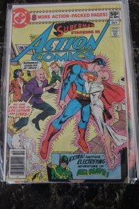 Action Comics #512 (DC, 1980) Condition: FN
