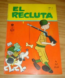 Recluta, El #17 FN; Editorial Lord Cochrane | save on shipping - details inside