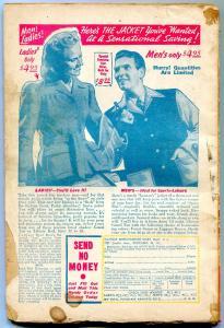 Weird Tales Pulp January 1948- Thirteenth Floor- Four from Jehlam G/VG