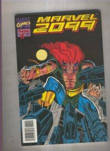 Marvel 2099 numero 06: Acabas de decir