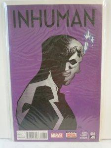 Inhuman #8