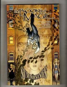 The Books of Magic; Summonings DC Vertigo TPB Graphic Novel Comic Book CE4