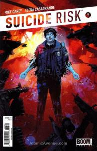 Suicide Risk #7 VF/NM; Boom! | save on shipping - details inside
