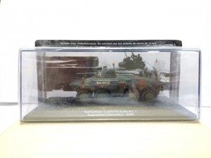 Tanque Escala/Scale Diecast Tank: SPAHPANZER LUCHS Augustdorf (Alemania 2000)