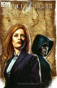 X-Files, The: Season 10 #4A VF/NM; IDW | save on shipping - details inside