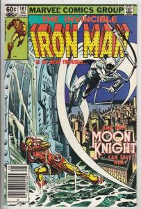 Iron Man #161 (Jul-82) NM- High-Grade Iron Man