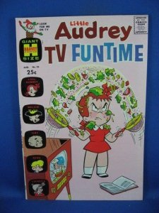 Little Audrey TV Funtime #28 (Aug 1970, Harvey) File Copy