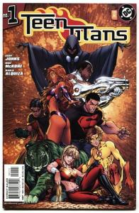 Teen Titans #1-2003 First issue DC comic book NM-