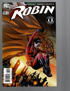 10 DC Comics Robin # 150 152 153 154 156 166 168 169 171 172 J439