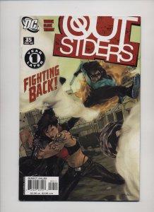 Outsiders #35 (2006)