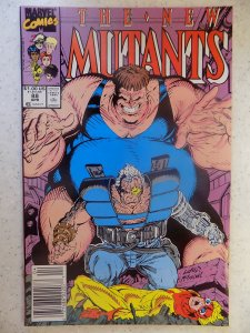 NEW MUTANTS # 88 MCFARLANE LIEFELD HOT MOVIE