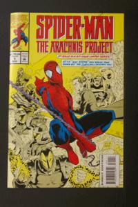 Spider-Man: The Arachnis Project #1 August 1994