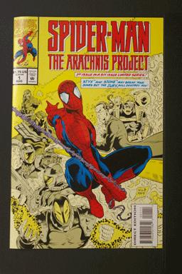 Spider-Man: The Arachnis Project #1 August 1994