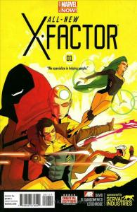 All-New X-Factor #1 VF; Marvel | save on shipping - details inside