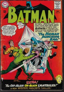 Batman #174 (DC, 1965) GD+