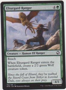 Magic the Gathering: Adventures in the Forgotten Realms - Elturgard Ranger