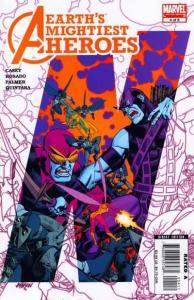 Avengers: Earth's Mightiest Heroes II #4, NM + (Stock photo)