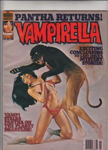 Vampirella Magazine #66 (Jan-78) VF+ High-Grade
