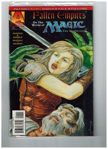 Fallen Empires On The World Of Magic The Gathering # 1 VF/NM Armada Comics S75