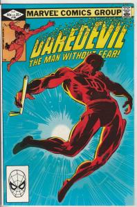 Daredevil #185 (Aug-82) NM/NM- High-Grade Daredevil