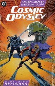 Cosmic Odyssey #3 (DC, 1988)