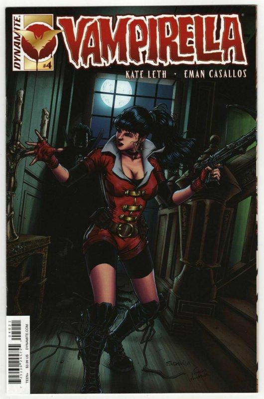 Vampirella #4 Cvr B (Dynamite, 2016) VF/NM