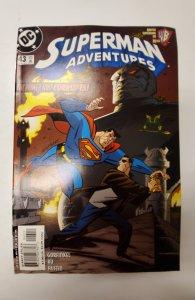Superman Adventures #43 (2000) NM DC Comic Book J667