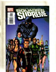 8 Comics Squadron Supreme 1 2 3 4 5 6 Supreme Power Hyperion 1 Nighthawk 1 HY3
