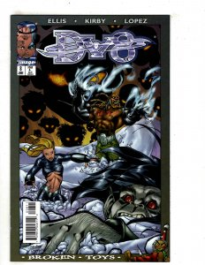 DV8 #8 (1997) SR36