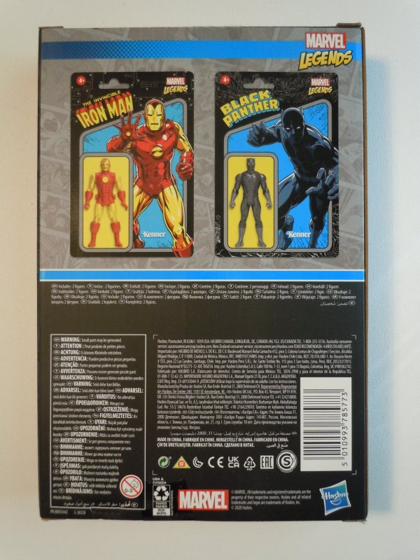 Hasbro Pulse Marvel Legends 2-Pack RETRO 3.75 Collection (2021)
