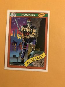 NOMAD #86 : 1990 Marvel Universe Series 1 card, NM/M,  Rookies