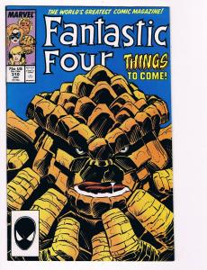 Fantastic Four # 310 Marvel Comic Book Hi-Res Scan Modern Age Awesome Issue!! S2