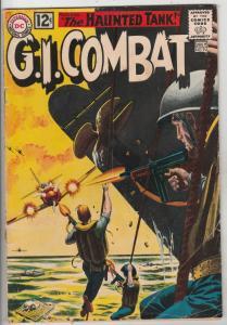G.I. Combat #94 (Jul-62) FN Mid-Grade Haunted Tank