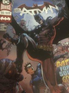 DC Batman #55 Mint Hot