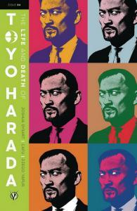 LIFE & DEATH OF TOYO HARADA (2019 VALIANT) #4 PRESALE-06/12