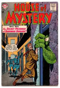 House of Mystery #134 (May 1963, DC) - Very Good/Very Good-