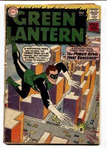 GREEN LANTERN #5 1962-DC COMICS-1st appearance of Hector Hammond