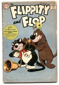 Flippity and Flop #46 1959- DC Funny Animals G