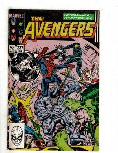 The Avengers #237 (1983) YY7