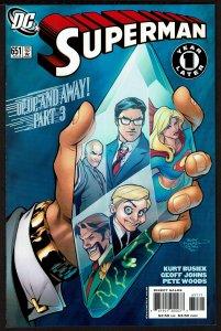 Superman #651  (Jun 2006, DC)  9.0 VF/NM