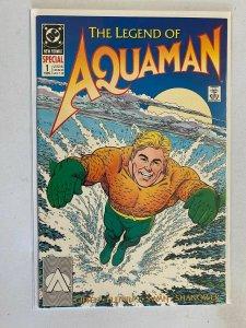 Legend of Aquaman Special #1 6.0 FN (1989)