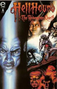 Hellhound: The Redemption Quest #4, NM- (Stock photo)