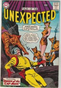 Tales of the Unexpected #80 (Jan-64) VF+ High-Grade Space Ranger, Cyrl
