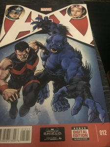 Marvel Avengers vs X-Men #012 Mint Hot Feat Beast