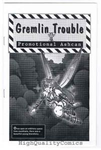GREMLIN TROUBLE Ashcan, Manga, Promo, Good Girl, 1995, NM+, more Promos in store