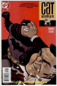 CATWOMAN #22, NM, Batman, Ed Brubaker, Femme Fatale, 2002, more in our store
