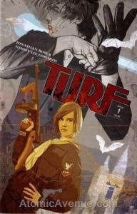 Turf #1 (2nd) VF/NM; Image | save on shipping - details inside
