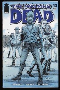 Walking Dead #42 NM- 9.2 Death of Carol!